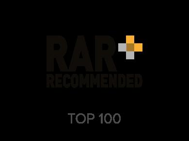 RAR+ Recommended - Top 100 Agencies