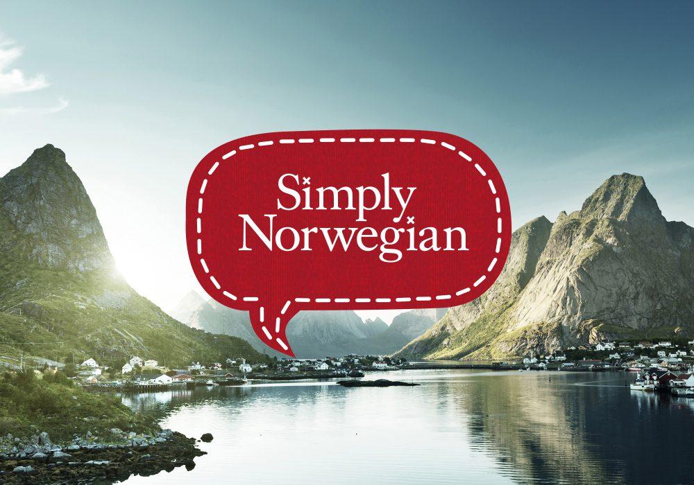 Simply Norwegian Brand Logo