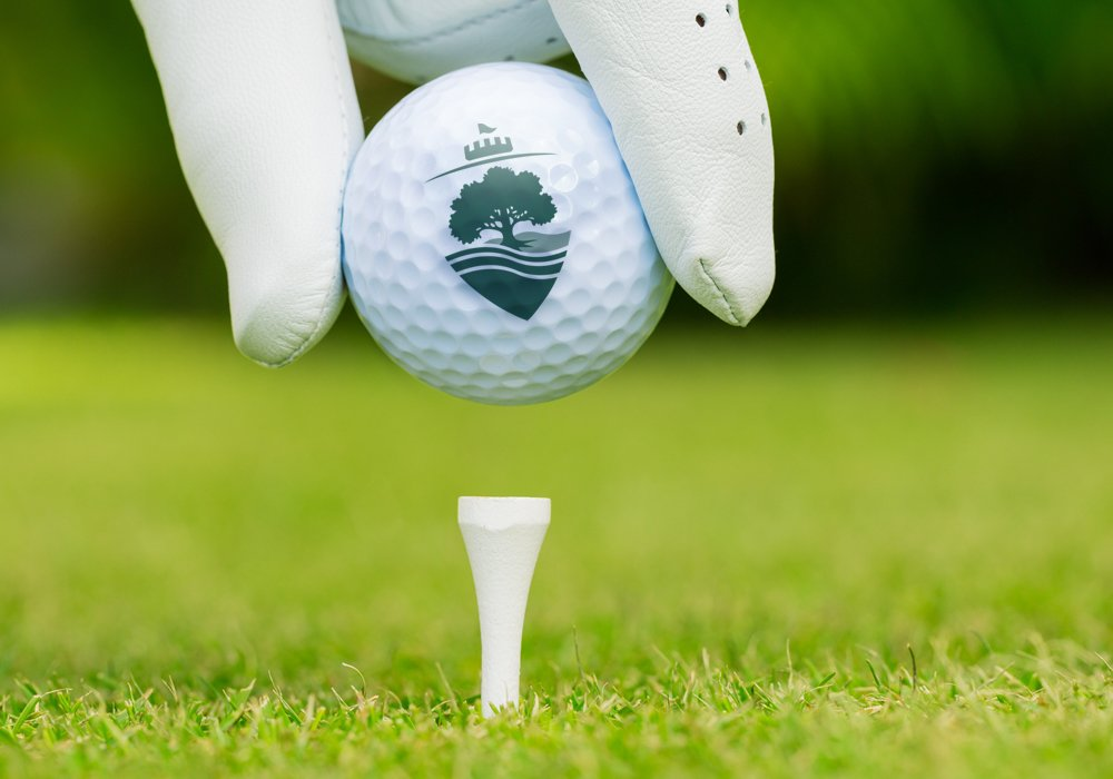 The Nottinghamshire Golf & Country Club branding