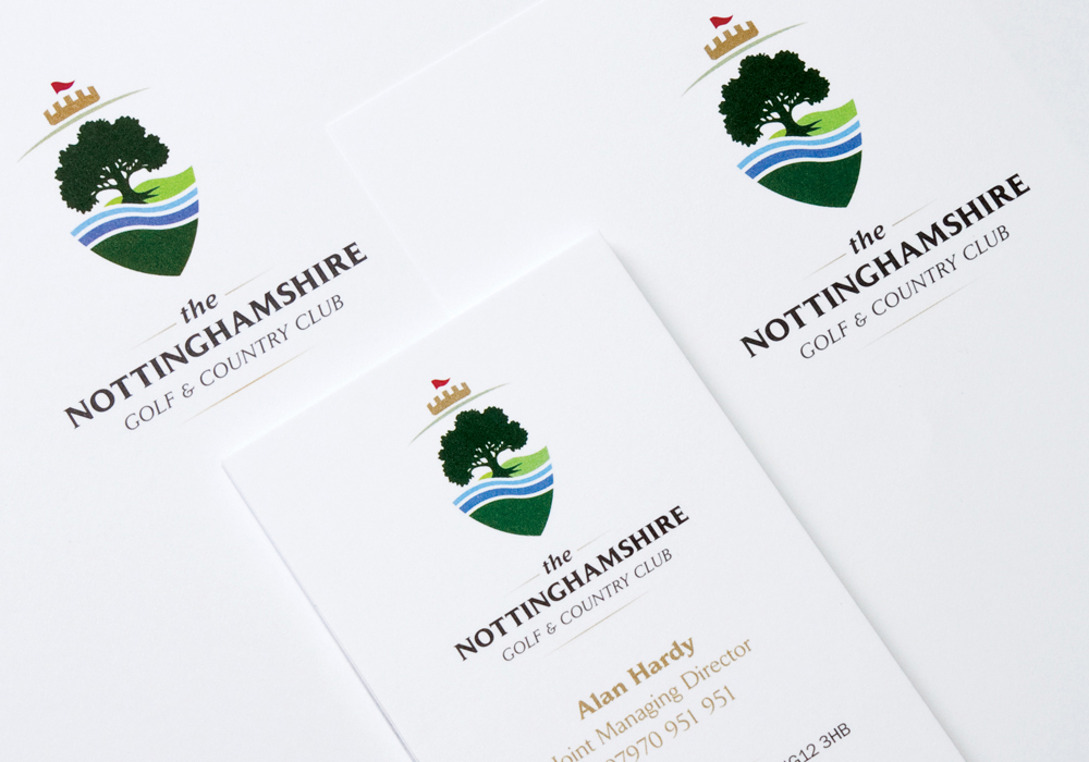 Brochure for The Nottinghamshire Golf and Country Club