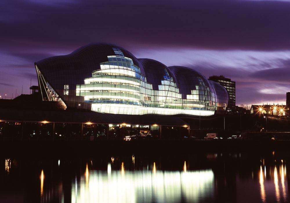 The Sage Gateshead building full size